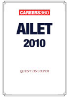 AILET 2010 Sample Paper