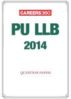 PU LLB 2014 Sample Paper