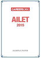 AILET 2015 Sample Paper