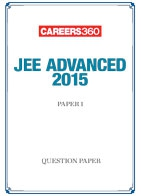JEE Advanced 2015 Paper 1 Question Paper