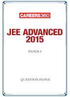 JEE Advanced 2015 Paper 2 Question Paper