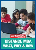 Distance MBA - What, Why & How