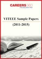 VITEEE Sample Papers (2011-2015)