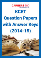 KCET Question Papers with Answer Keys (2014-15)