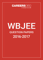 WBJEE Question Papers (2016-2017)