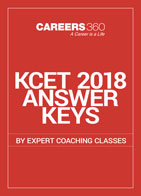 KCET 2018 Answer Keys by Expert Coaching Classes