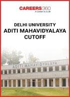Aditi Mahavidyalaya-DU-Cutoff Trends 2018