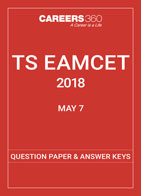 TS EAMCET Question Papers and Answer keys - May 7