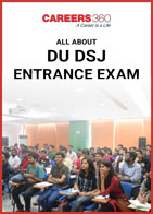 All About DU DSJ Entrance Exam