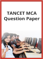 TANCET MCA Question Paper