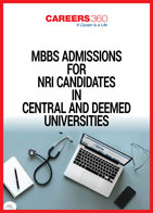 MBBS Admissions for NRI Candidates in Central and Deemed Universities
