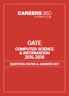GATE 2016-2018 Computer Science and Information Technology Question Paper and Answer Key