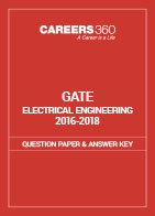 GATE 2016-2018 Electrical Engineering Question Paper and Answer Key