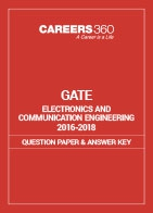 GATE 2016-2018 Electronics and Communication Engineering Question Paper and Answer Key