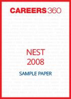 NEST Sample Paper 2008