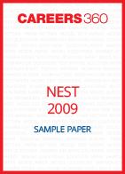 NEST Sample Paper 2009