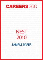 NEST Sample Paper 2010