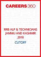 RRB ALP & Technicians Jammu 2018 Cutoff