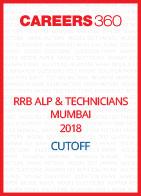 RRB ALP & Technicians Mumbai 2018 Cutoff