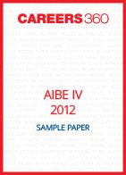 AIBE IV 2012 Sample Paper