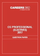 CS Professional Question Papers 2017- Electives