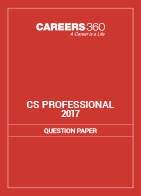 CS Professional Question Papers 2017