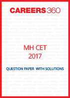 MH-CET 2017 Question Paper with solutions