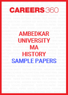 Ambedkar University MA History Sample Papers