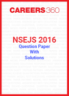 NSEJS 2016-17 Question Papers With Solution