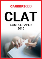 CLAT 2010 Sample Paper
