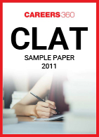 CLAT 2011 Sample Paper