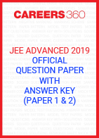 JEE Advanced 2019 Official Question Papers and Answer Key