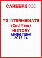 TS Intermediate (2nd year) History Model Paper 2015-16