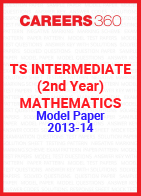 TS Intermediate (2nd year) Mathematics Model Paper 2013-14