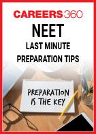 NEET Last Minute Preparation Tips