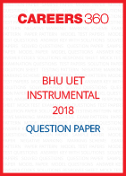 BHU UET 2018 Instrumental Question Paper