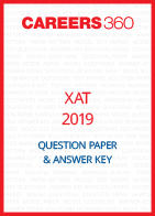 XAT 2019 Question Paper and Answer Key