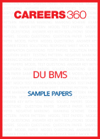 DU BMS Question Paper