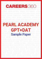Pearl Academy GPT+DAT sample paper