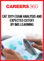 CAT 2019 Exam Analysis and Expected Cutoff by IMS Learning