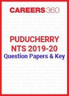 Puducherry NTS 2019-20 Question Papers & Key