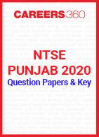 NTSE Punjab 2020 Question Papers & Key