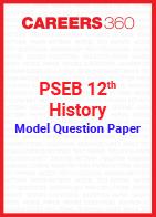 PSEB 12th Model Question Paper History