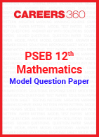 PSEB 12th Model Question Paper Mathematics