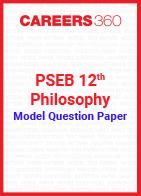 PSEB 12th Model Question Paper Philosophy