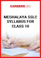 Meghalaya SSLC Syllabus for Class 10