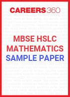 MBSE HSLC Mathematics Sample Paper 2020