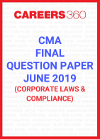 CMA Final Question Paper June 2019 Corporate Laws and Compliance