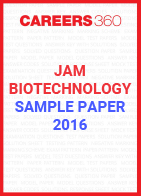 JAM Biotechnology Sample Paper 2016