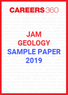 JAM Geology Sample Paper 2019